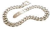 Armani Exchange Large Link Belt