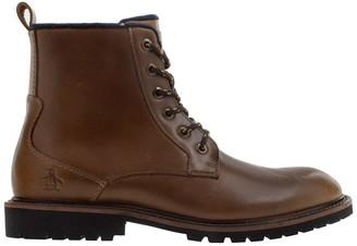 Original Penguin Jaden Leather Boot