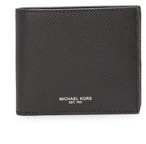 Michael Kors Harrison Leather Slim Billfold
