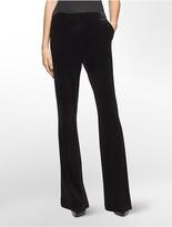 Calvin Klein Wide Leg Velvet Pants
