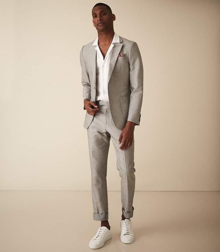 29c605b0 Light Gray Blazer Sports Coat - ShopStyle
