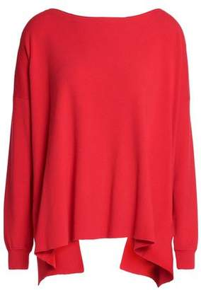 Alice + Olivia Tie-back Knitted Top