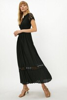 Thumbnail for your product : Coast Lace Bodice Pleat Skirt Maxi Dress