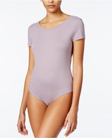 Say What Juniors' Scoop-Back Bodysuit