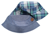 George 2 Pack Assorted Bucket Hats
