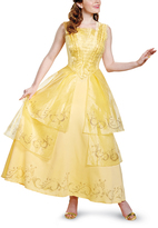 Disguise Disney Princess Belle Ball Gown Deluxe Costume - Women