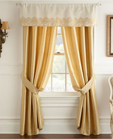 "Waterford CLOSEOUT! Sutton Square 55"" x 21"" Window Valance"