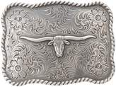 M&F Western - Antiqued Longhorn Buckle Belts