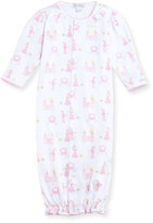 Kissy Kissy Enchanted Princess Convertible Pima Sleep Gown, Size Newborn-Small