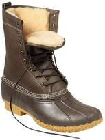 "L.L. Bean Bean Boots by L.L.Bean, 10"" Shearling-Lined"