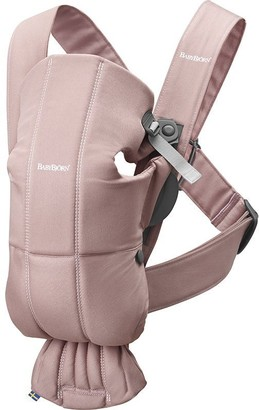 BABYBJÖRN Baby Carrier Mini Dusty Pink 0-12 Months