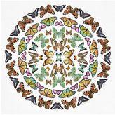 Pottery Barn Butterfly Kaleidoscope Print