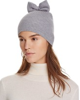 Kate Spade Knit Hat with Bow