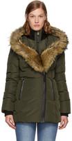 Mackage Green Down Adali Coat