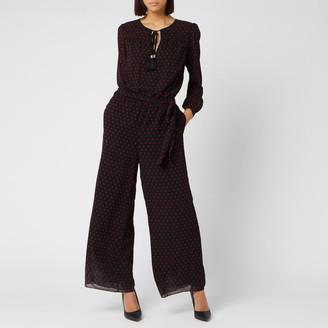 MICHAEL Michael Kors Women's Mod Dot Jumpsuit