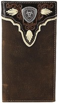 Ariat Shield Ivory Rodeo Wallet