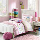 Bed Bath & Beyond Mizone Kids Spring Bloom Reversible Comforter Set