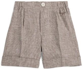 Il Gufo Elasticated Bermuda Shorts