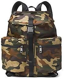 Michael Kors Men's Kent Sport Zip Camo Backpack