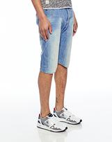 G Star Arc 3D Denim Shorts Light Aged