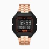 Remix Rose Gold Digital Watch