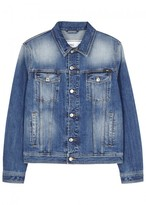 Ami Blue Denim Jacket