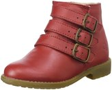Old Soles Buckle Up (Tod/Yth) - Red - 10 Toddler