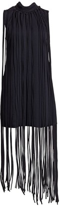 Rachel Comey Fever Fringe Mini Dress