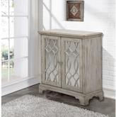 Pulaski Furniture Gray Storage Cabinet