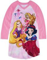 Disney Princess Long Sleeve Nightshirt - Girls
