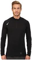 Nike Pro Warm 1/4 Zip Long Sleeve Top
