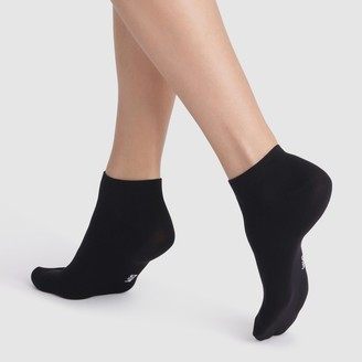 Dim Pack of 2 Pairs of Trainer Socks