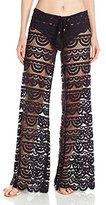 Pilyq Women's Lace Diva Malibu Lace Cover-Up Pant