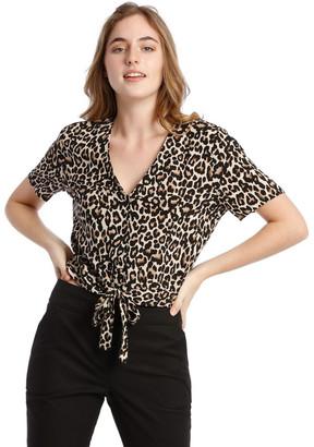 Vero Moda Simply Easy Shirt Tie Top