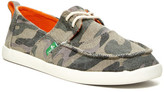 Sanuk Offshore Print Moc Toe Sneaker (Little Kid & Big Kid)