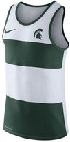 Nike Men's Michigan State Spartans Team Stripe Tank