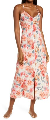 The Lazy Poet Mila Blooming Dream Cotton Nightgown