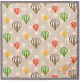 Simon Carter Balloons Print Pocket Square