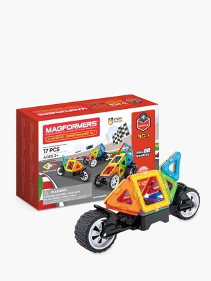 Magformers Vehicle Transform Car 17 Set
