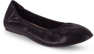 Wanted Pull On Perforated Flats - Marcia