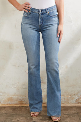 Citizens of Humanity Emannuelle Slim Boot Jean in Chit Chat Light Denim 27