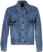 (+) People + PEOPLE Denim outerwear - Item 42540968