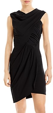 IRO Ermett Ruched Mini Dress