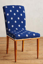 Anthropologie Elza Ikat Dining Chair