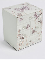 M&S Collection Butterfly Bloom Jewellery Box