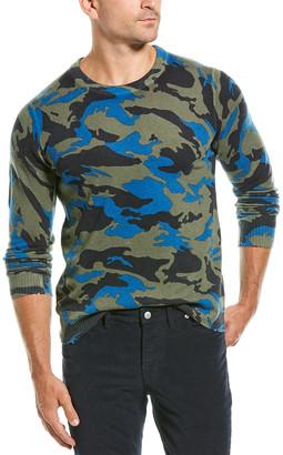 Zadig & Voltaire Kennedy Cashmere Crewneck Sweater