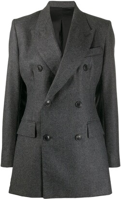 Ami Double-Breasted Tailored Blazer