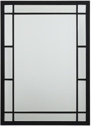 Jamie Young Chelsea Beveled Glass Metal Mirror