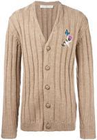 Golden Goose Deluxe Brand ribbed cardigan - men - Virgin Wool - L