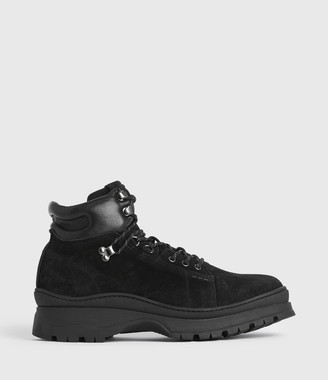 AllSaints Donte Suede Boots